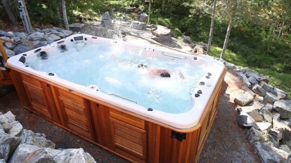 Arctic spas barrie arctic ocean for Spa swimming pool
